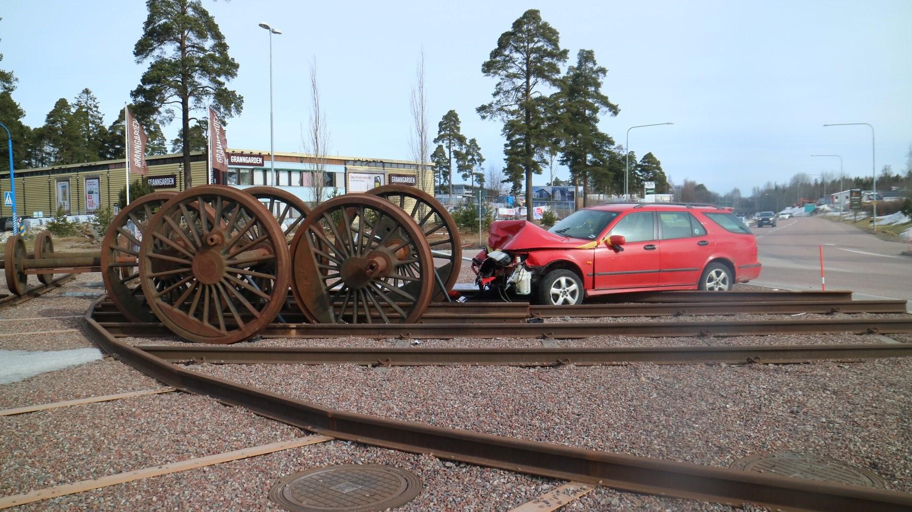 Järnvägsrondell